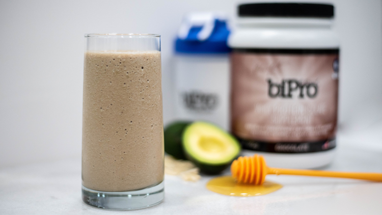 BIPRO CHOCOLATE KETO SHAKE Recip