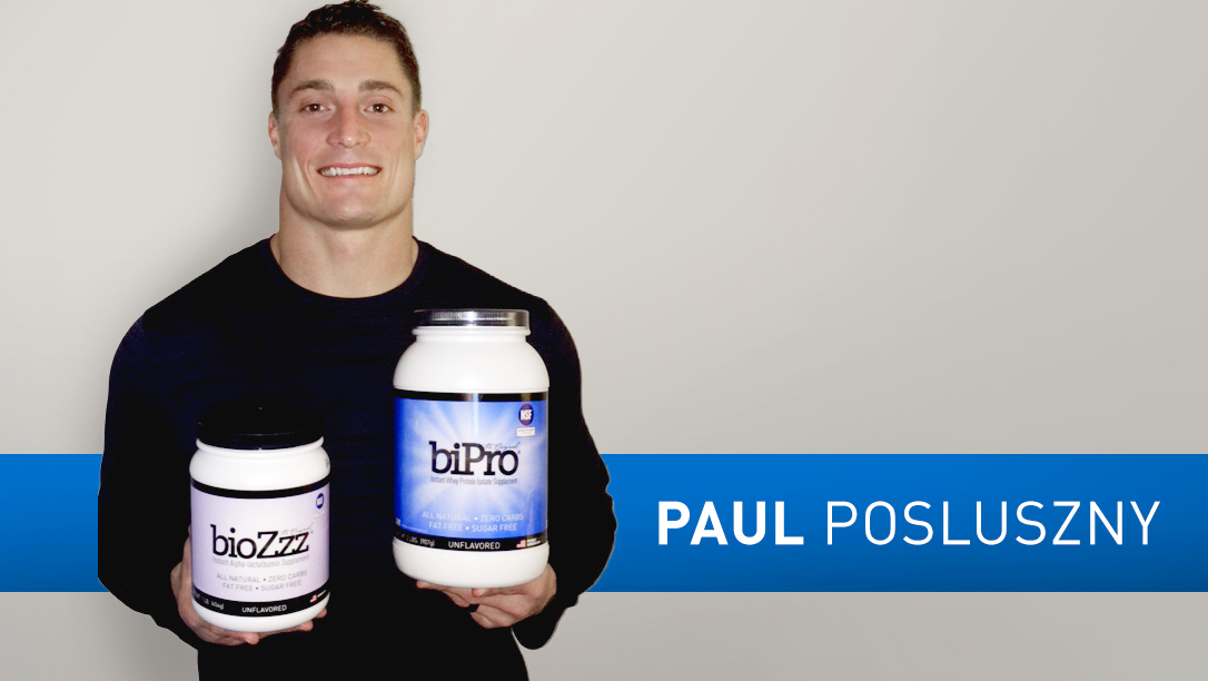 BiPro User Paul Posluszny