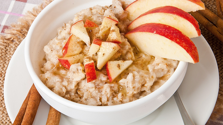 Add BiPro to your breakfast oatmeal