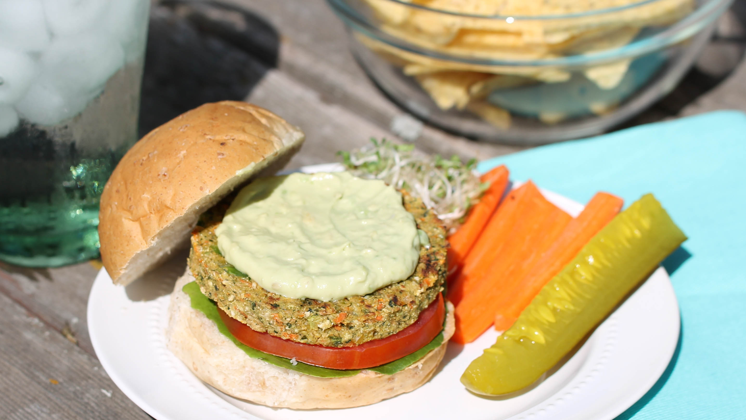 Avocado Spread made with BiPro Whey Protein