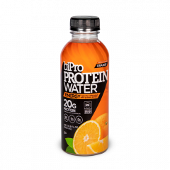 BiPro Protein Water – Orange Energy