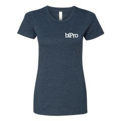 BiPro Women's T-Shirt, Navy