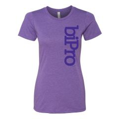 BiPro Women's T-Shirt, Purple