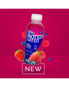 BiPro Protein Water – Berry