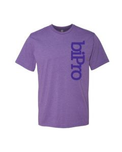 BiPro Unisex T-Shirt, Purple